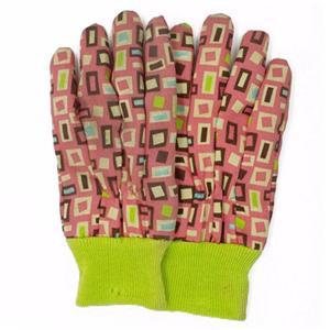 Triple Grid Garden Gloves