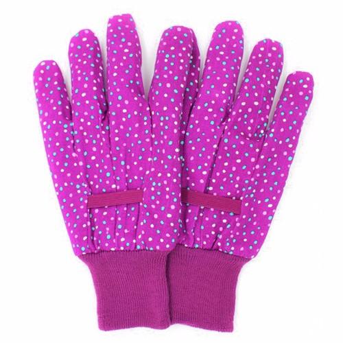 Snowflakes Garden Gloves
