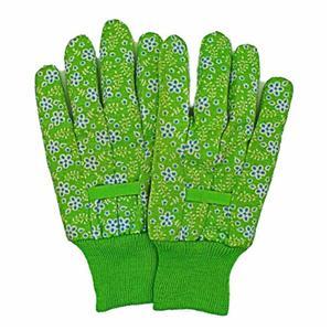 Floral Pattern B Garden Gloves