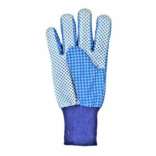 Blue Grids Garden Handschoenen