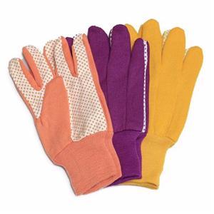 PVC-stippen Handschoen met meerdere kleuren