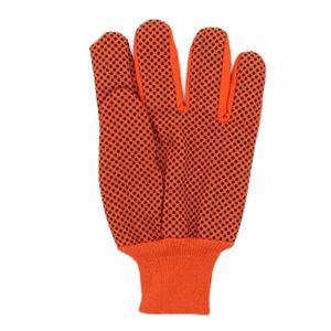 PVC Red Gloves