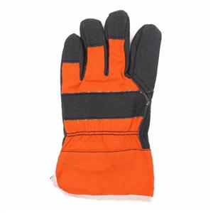 Pvc Red Glove