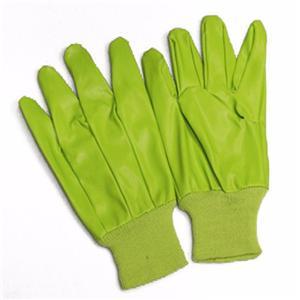 PVC groene handschoenen