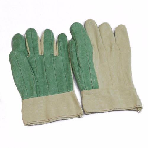دستکش سبز کوردوروی