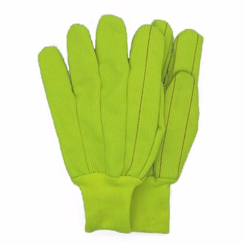 دستکش سبز Corduroy Florescent
