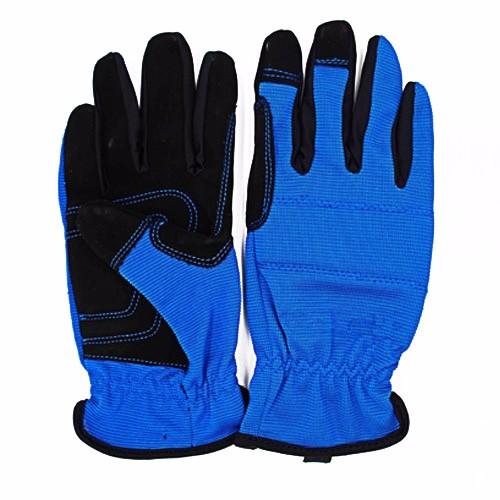 Ottoman Blue Gloves