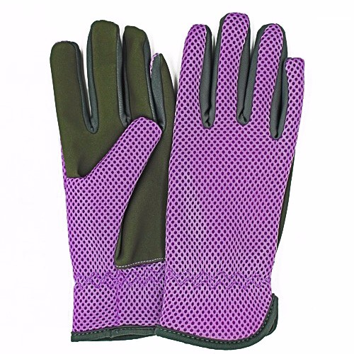 Net Pink Gloves