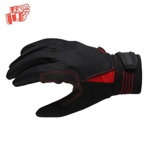 Black sport gloves