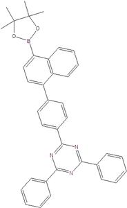 4-(2,4,6-Triphenyl)triazin-1-Naphthaleneboronic acid pinacol ester 2088209-43-0