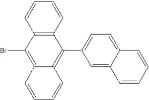 9-Bromo-10-(2-phthalenyl)anthracene 474688-73-8
