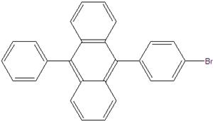 9-phenyl-10 (4-bromophenyl) anthracene 625854-02-6