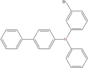 N- (3-bromophenyl) -N-phenyl-4-benziđin