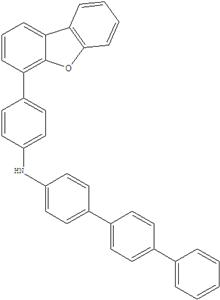 N-4-Phenyl (4-Dibenzofuran) -Triphenylene 1228468-73-2