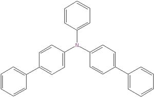 N-[1,1-biphenyl]-4-yl-N-phenyl-[1,1-Biphenyl]-4-amine 122215-84-3