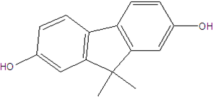 2,7-dihydroxy-9,9-diMethyl-9H-fluorene 221010-68-0