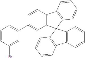 2-(3-bromophenyl)-9,9'-spirobifluorene 1556069-52-3