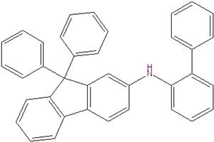 N-[1,1-bipheny]-2-yl-9,9-bipheny9H-Fluoren-2-amine 1853250-53-9