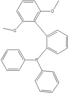 [2-(2,6-dimethoxyphenyl)phenyl]-diphenyl-phosphane 819867-24-8