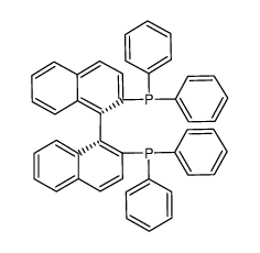 (S)-(-)-2,2'-Bis(diphenylphosphino)-1,1'-binaphthyl 76189-56-5