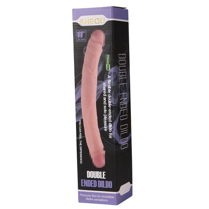 11.81 Inch Realistic Double Dong For Couples Manufacturers, 11.81 Inch Realistic Double Dong For Couples Factory, Supply 11.81 Inch Realistic Double Dong For Couples