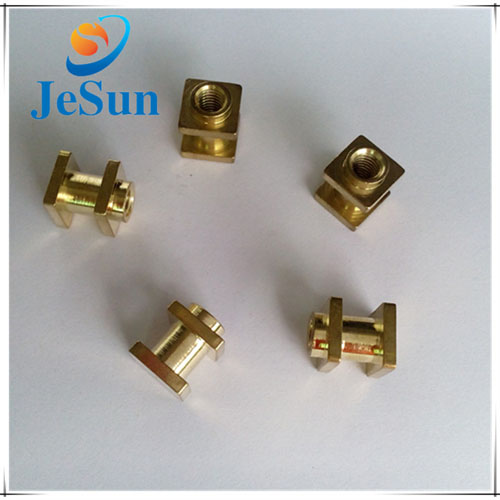 Industrial Polishing Brass Stamping Parts for Bluetooth speakers