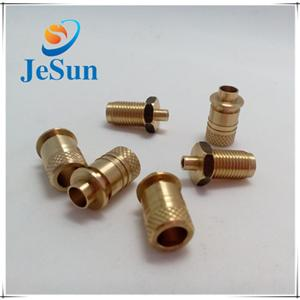 High Precision Customized Cnc Machining Brass Parts for Split air conditioners