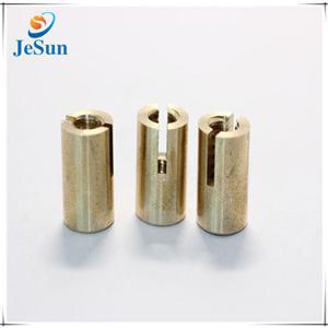 CNC Brass Lathe Turning Machine Mechanical Parts