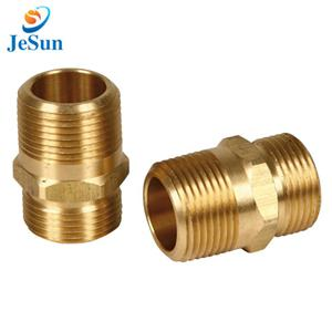 CNC Turning Machining Brass Parts for Wireless IP cameras