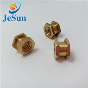 High Strength brass hex nuts for Electric water heaters