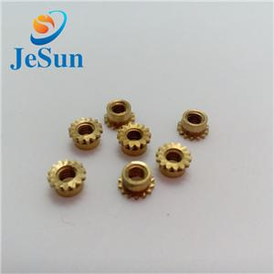 Small Scale Production special Brass Thin Nut for Spin Arduino shield