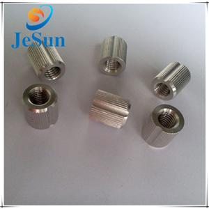 Round straight knurled slide nuts for Thermal printers