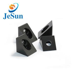 Anodizing black Precision Metal Part Aluminum parts for indoor cycling bikes