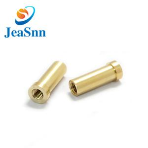 CNC Brass Parts Precision Brass Lathe Parts for Lighting