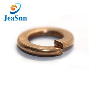 Customized Brass Ring Copper Parts for terminals