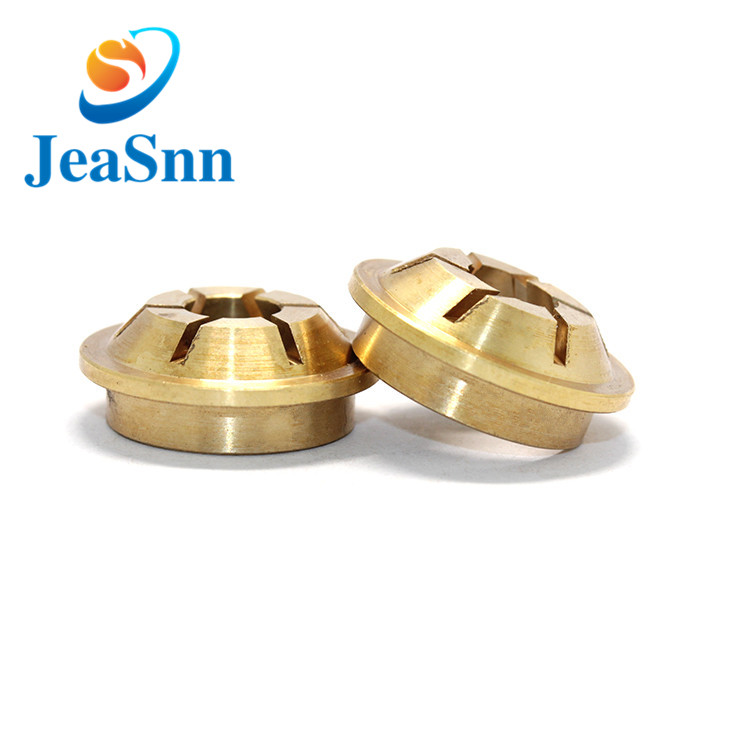 Precision Turned Components Brass parts for audio port