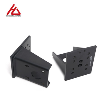 Metal chair parts