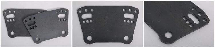 laser cutting sheet metal parts service