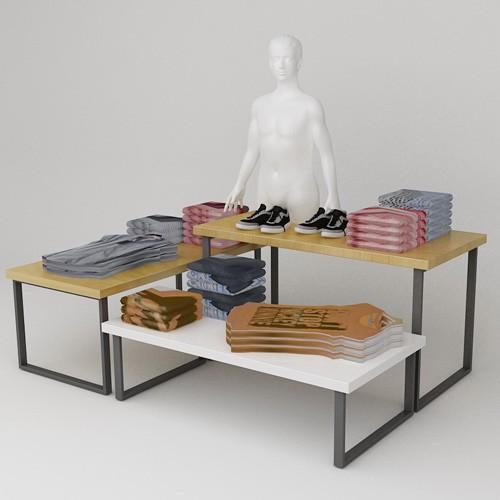 Customized Garment Display Rack