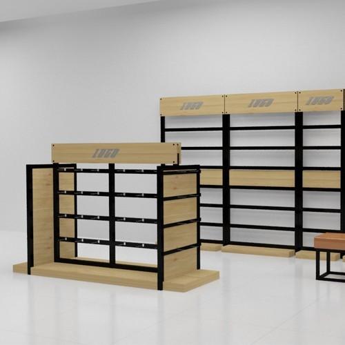 Stocking Display Stand