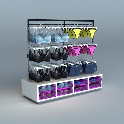Underwear Retail Store Display Stand racks for Shop