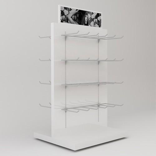 Stocking Display Rack
