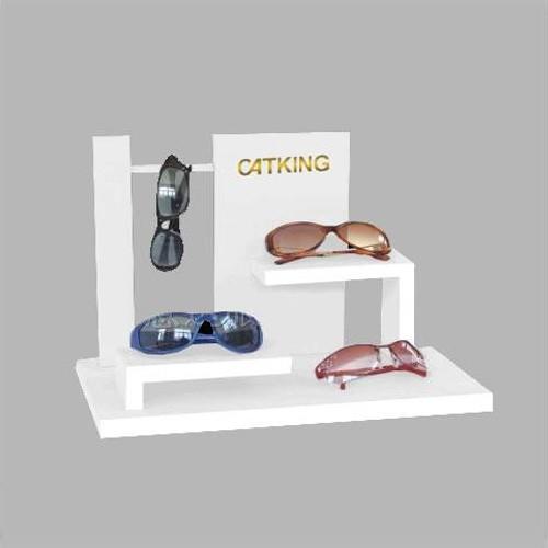 Professional Retail Mall Sunglasses Kiosk Design