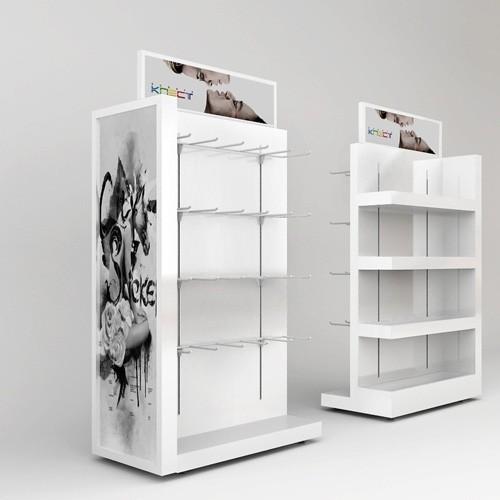 Shelves For Beauty Supply Store