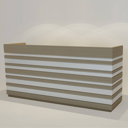 Retail Store Display Cloth Shop Checkout register Counter Table Design