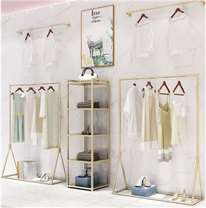 Customized Clothes Display Stand