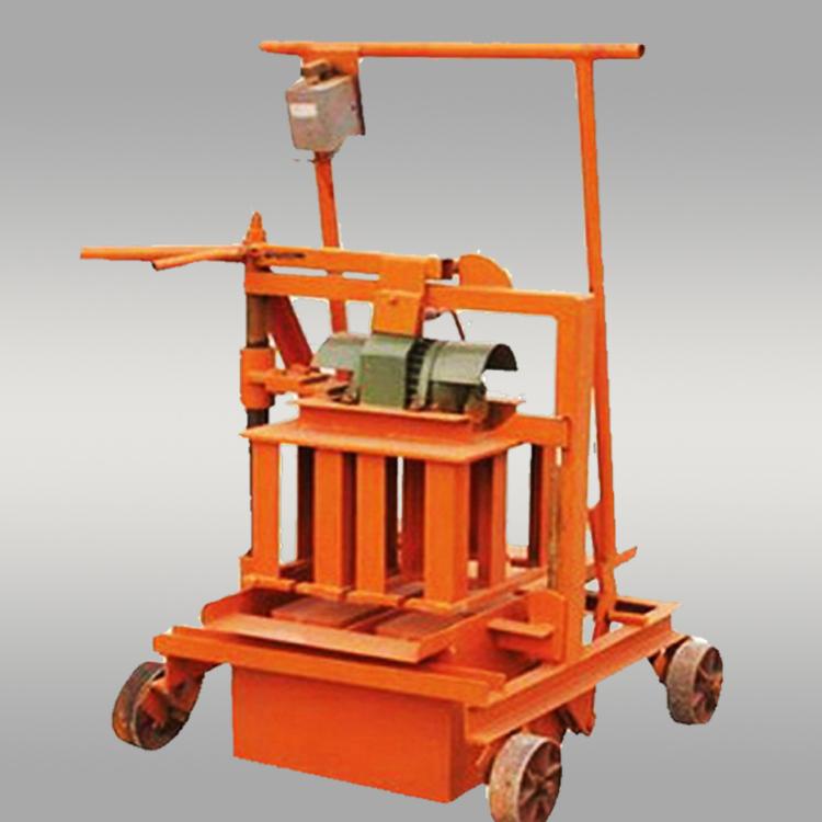 машина для укладки кирпича
