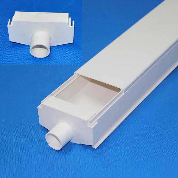 100*50mm NFT Hydroponics Channel Gutter Manufacturers, 100*50mm NFT Hydroponics Channel Gutter Factory, Supply 100*50mm NFT Hydroponics Channel Gutter