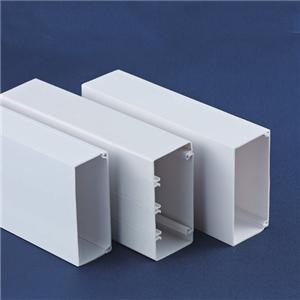 PVC Trunking With Compartment