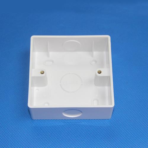 One Gang Switch Box with adjustable lug